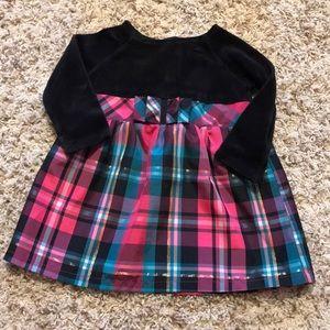 Healthtex baby girl holiday dress